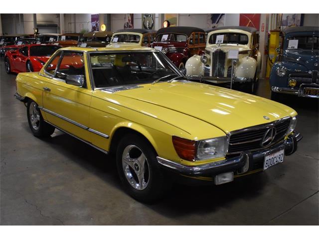 1978 Mercedes-Benz 280SL (CC-1329139) for sale in Costa Mesa, California