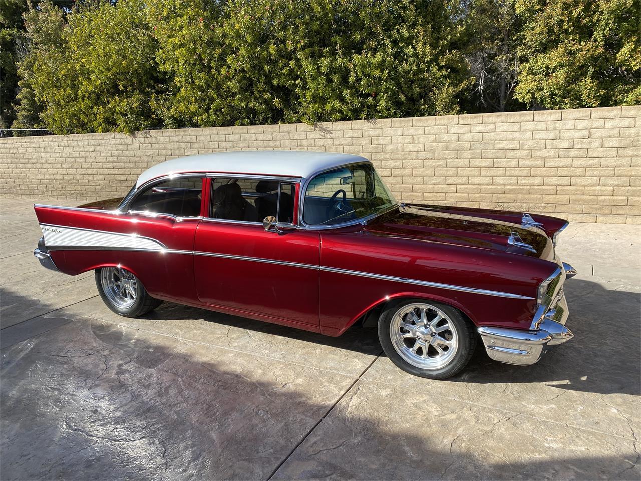 1957 Chevrolet 2-Dr (CC-1329140) for sale in Camarillo, California