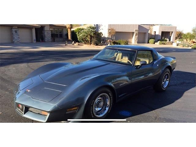 1982 Chevrolet Corvette (CC-1329167) for sale in Salt Lake City, Utah