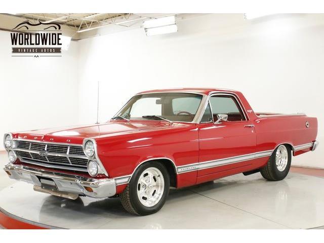 1967 Ford Ranchero (CC-1329191) for sale in Denver , Colorado