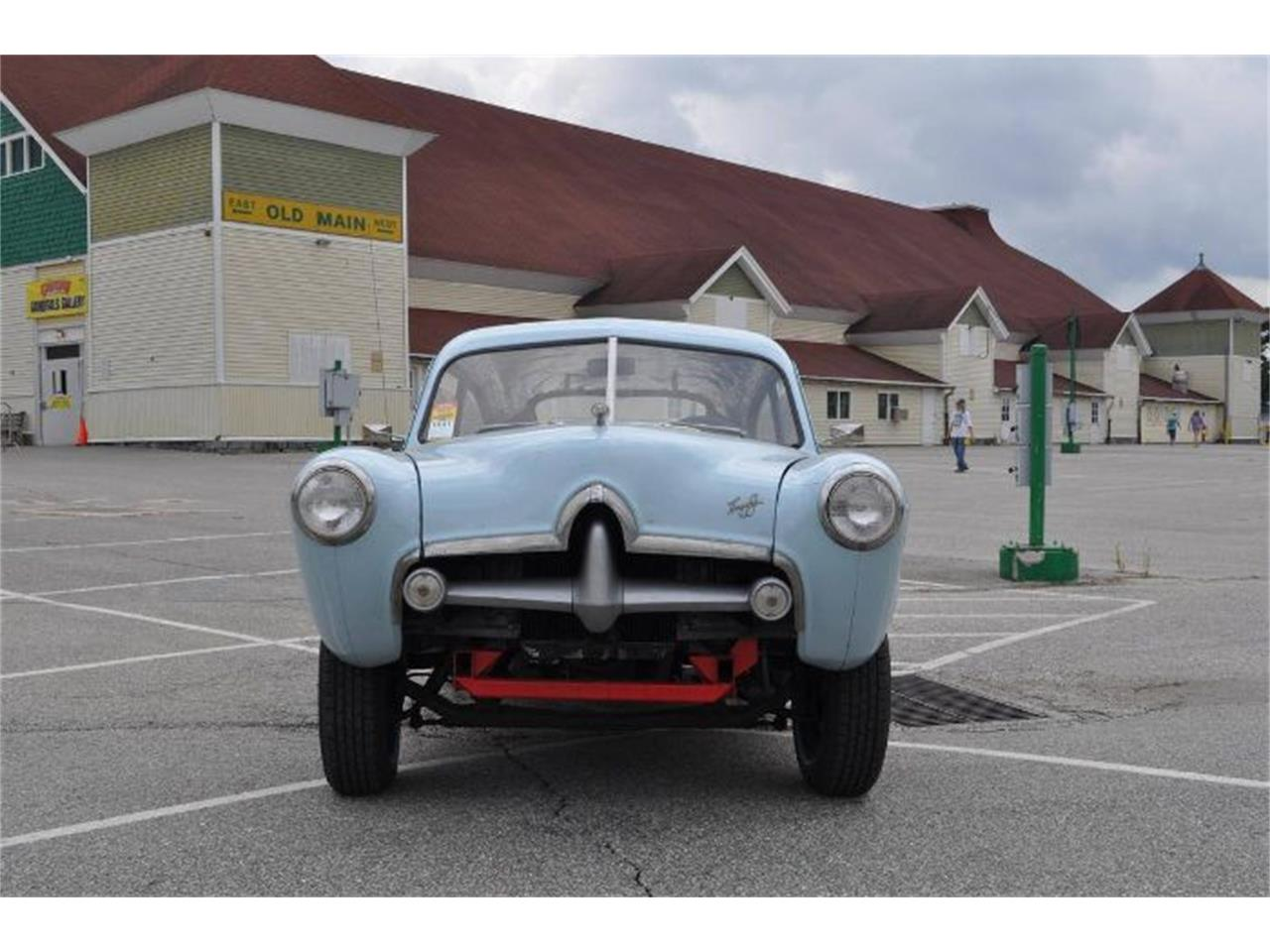 1951 Kaiser Henry J (CC-1320092) for sale in Cadillac, Michigan