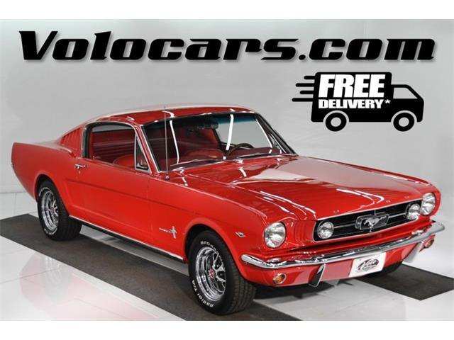 1965 Ford Mustang (CC-1329207) for sale in Volo, Illinois