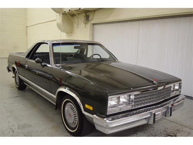 1984 Chevrolet El Camino (CC-1320922) for sale in Fredericksburg, Virginia