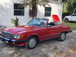 1989 Mercedes-Benz 560SL (CC-1320924) for sale in MIAMI, Florida