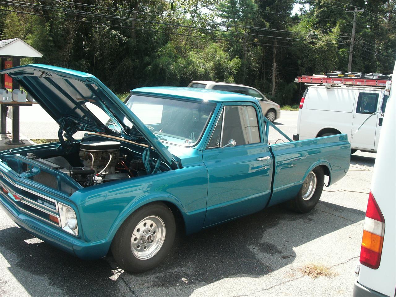 1969 Chevrolet C10 (CC-1320926) for sale in Elizabethtown, Pennsylvania