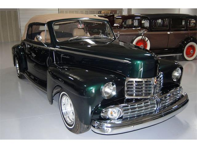 1946 Lincoln Convertible (CC-1329260) for sale in Rogers, Minnesota