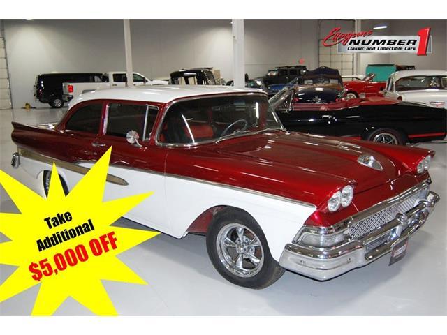 1958 Ford Custom (CC-1329264) for sale in Rogers, Minnesota
