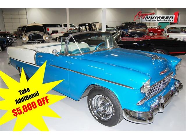 1955 Chevrolet Bel Air (CC-1329265) for sale in Rogers, Minnesota