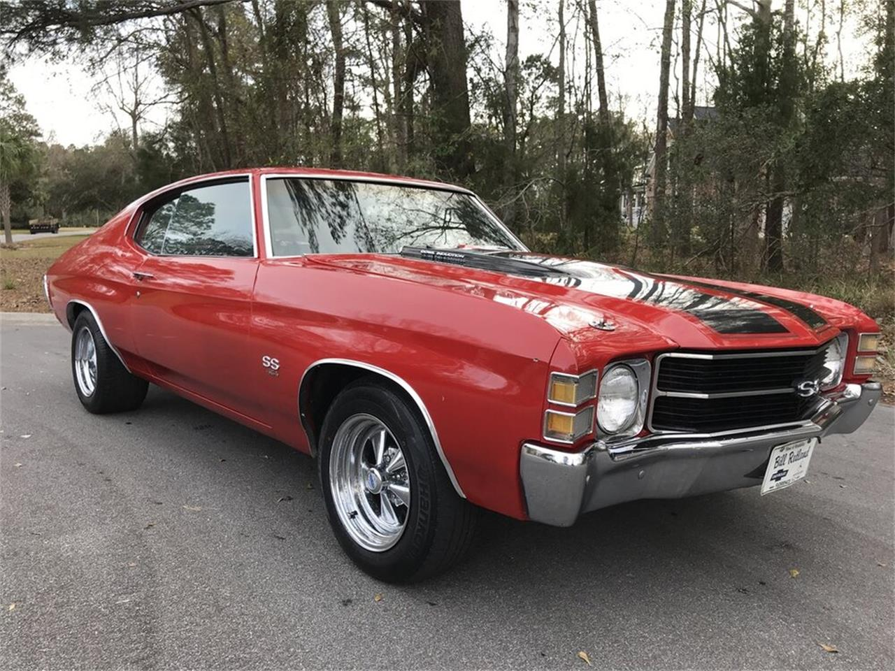 1971 Chevrolet Chevelle SS (CC-1320927) for sale in Sugar Hill, Georgia