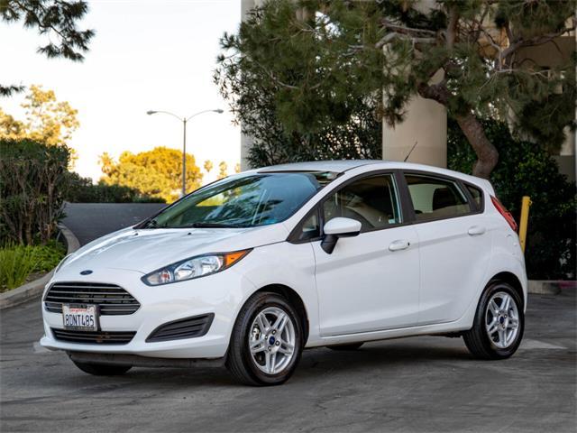 2018 Ford Fiesta (CC-1329275) for sale in Marina Del Rey, California