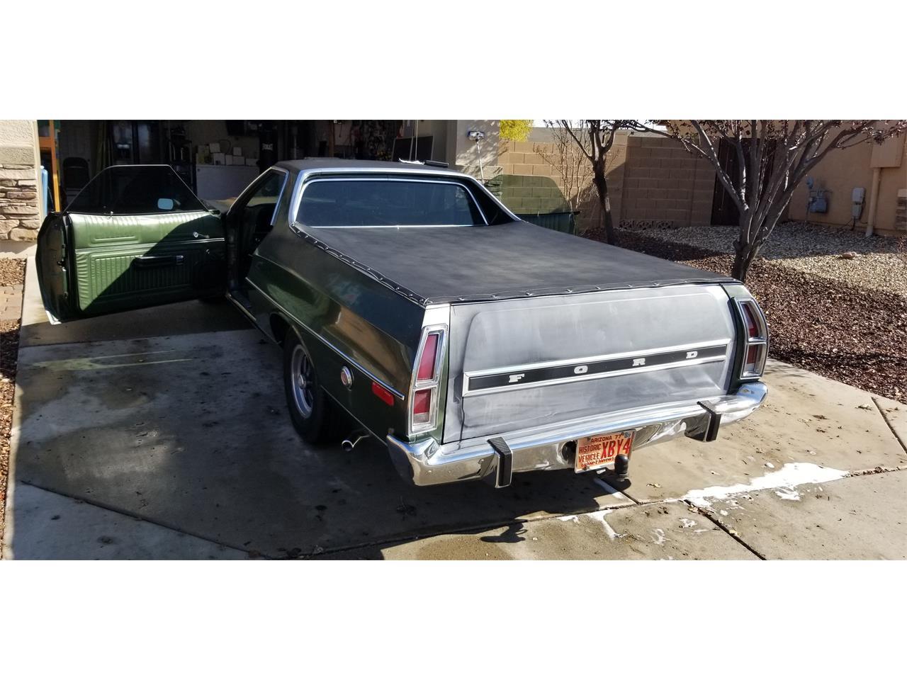 1973 Ford Ranchero 500 (CC-1320928) for sale in Prescott Valley, Arizona