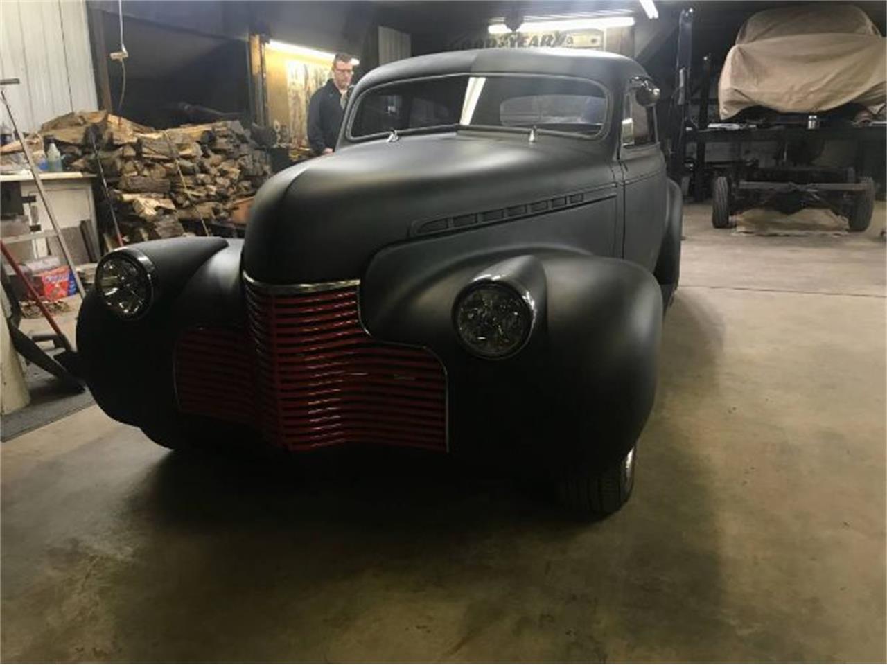 1940 Chevrolet Sedan (CC-1329285) for sale in Cadillac, Michigan