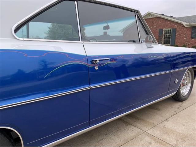 1966 Chevrolet Chevy II (CC-1329288) for sale in Cadillac, Michigan
