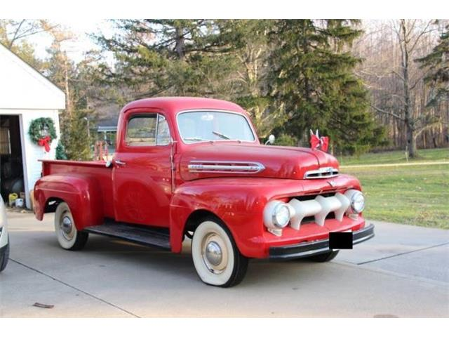 1951 Ford F1 (CC-1329289) for sale in Cadillac, Michigan