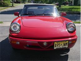 1991 Alfa Romeo Spider (CC-1320929) for sale in Mays Landing, New Jersey
