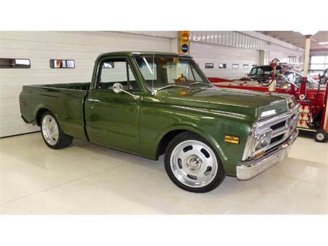 1970 GMC Sierra (CC-1329299) for sale in Columbus, Ohio