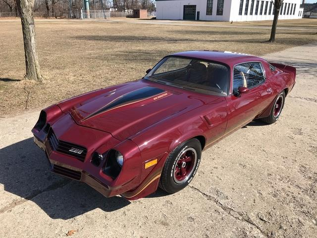 1981 Chevrolet Camaro (CC-1329305) for sale in Shelby Township, Michigan