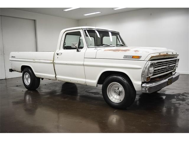 1968 Ford F100 (CC-1329312) for sale in Sherman, Texas