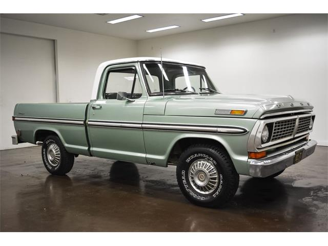 1970 Ford F100 (CC-1329313) for sale in Sherman, Texas