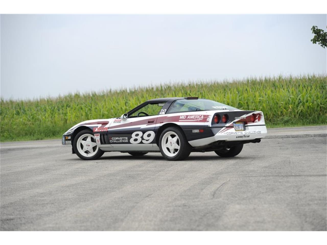 1989 Chevrolet Corvette (CC-1329315) for sale in Wallingford, Connecticut