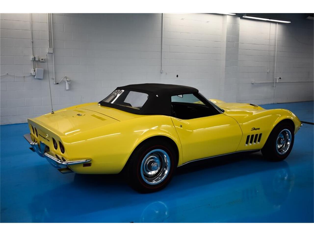 1969 Chevrolet Corvette (CC-1329321) for sale in Springfield, Ohio
