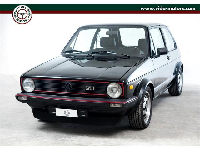 1981 Volkswagen GTI (CC-1329376) for sale in Aversa, Italy