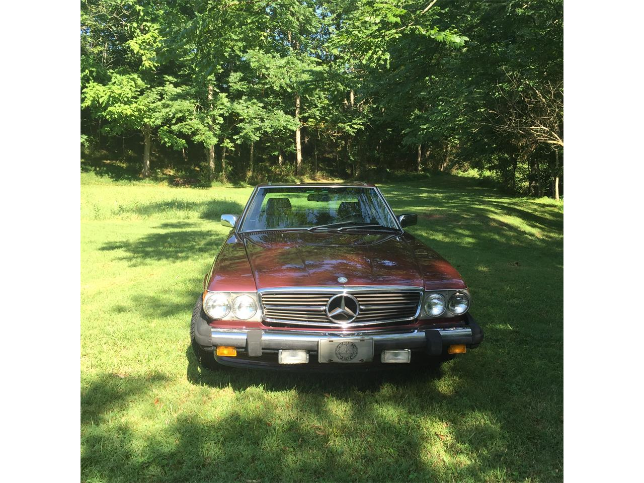 1987 Mercedes-Benz 560SL (CC-1329380) for sale in Biglerville , Pennsylvania