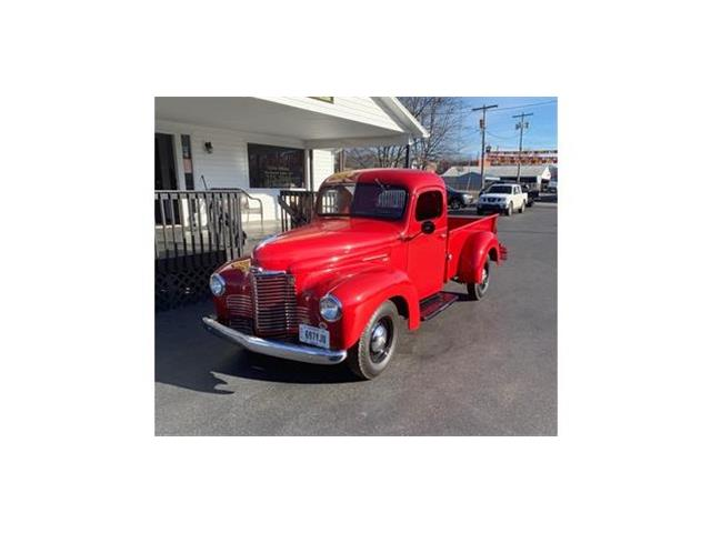 1949 International 1/2 Ton Pickup (CC-1329389) for sale in Williamstown, West Virginia