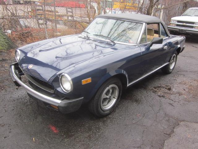 1979 Fiat Spider (CC-1329390) for sale in Stratford, Connecticut