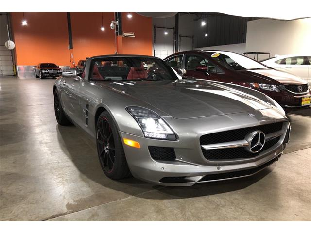2012 Mercedes-Benz SLS AMG (CC-1329395) for sale in North Potomac, Maryland