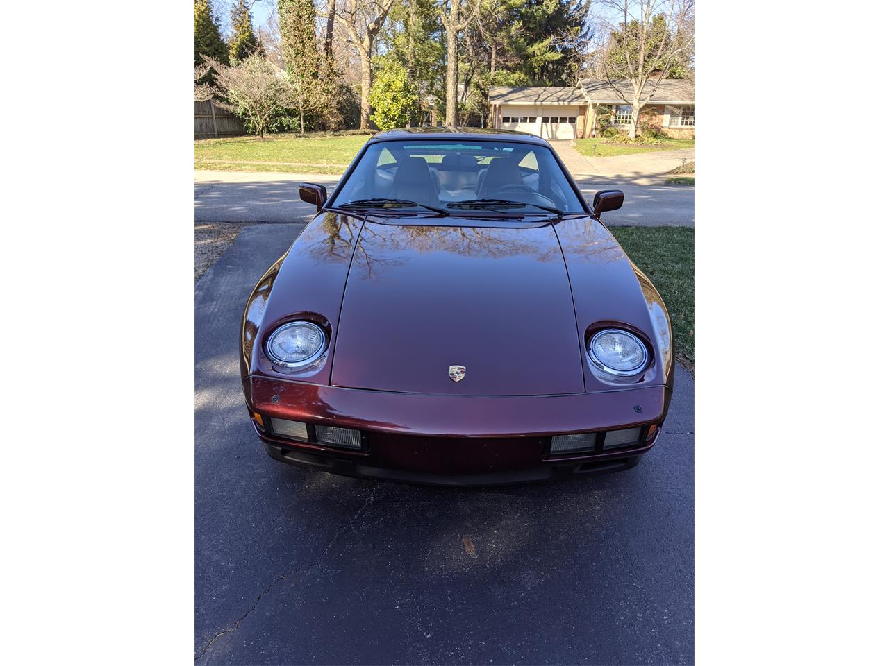 1984 Porsche 928S (CC-1320941) for sale in Lexington, Kentucky