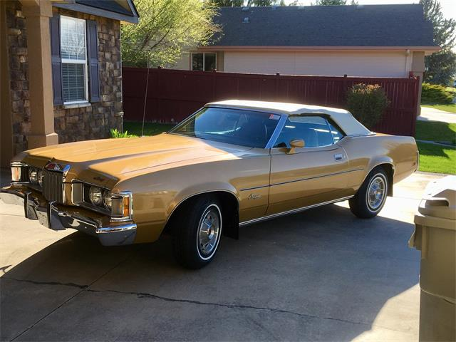 1973 Mercury Cougar (CC-1329420) for sale in Nampa , Idaho