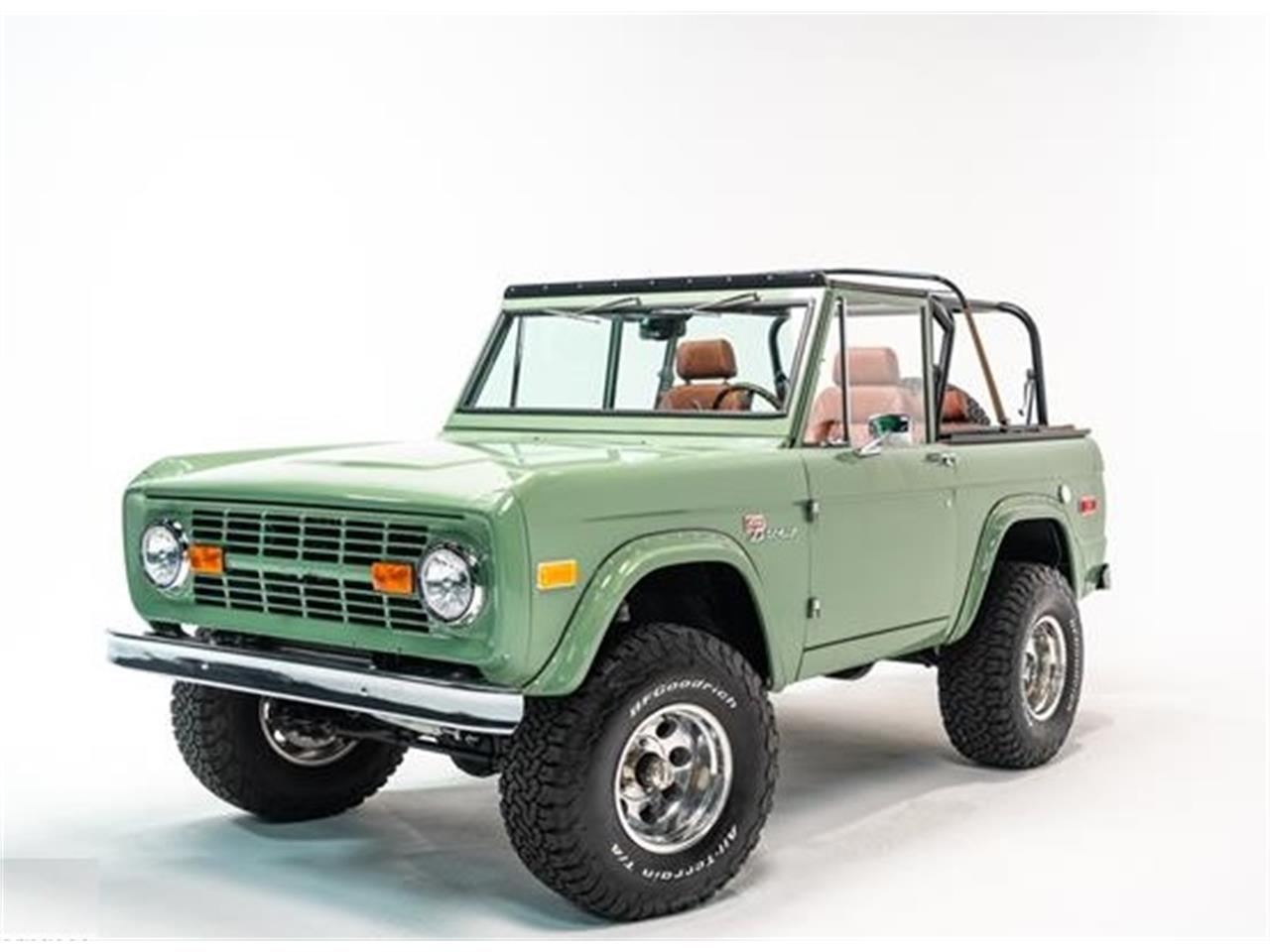 1974 Ford Bronco (CC-1329425) for sale in Atlanta, Georgia