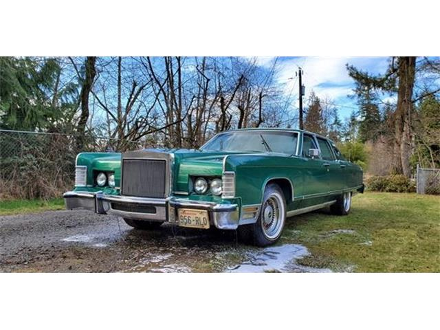 1977 Lincoln Town Car (CC-1329426) for sale in Arlington, Washington