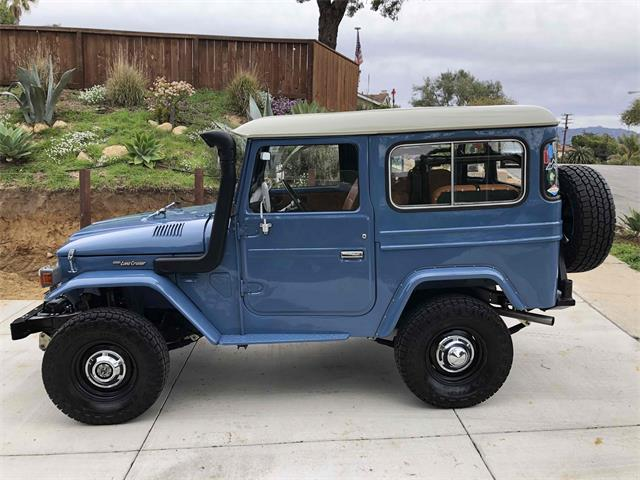 1968 Toyota FJ-40 (CC-1320945) for sale in Santa Barbara, California