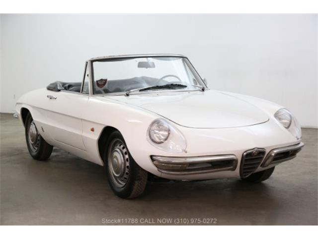 1967 Alfa Romeo Duetto (CC-1329476) for sale in Beverly Hills, California