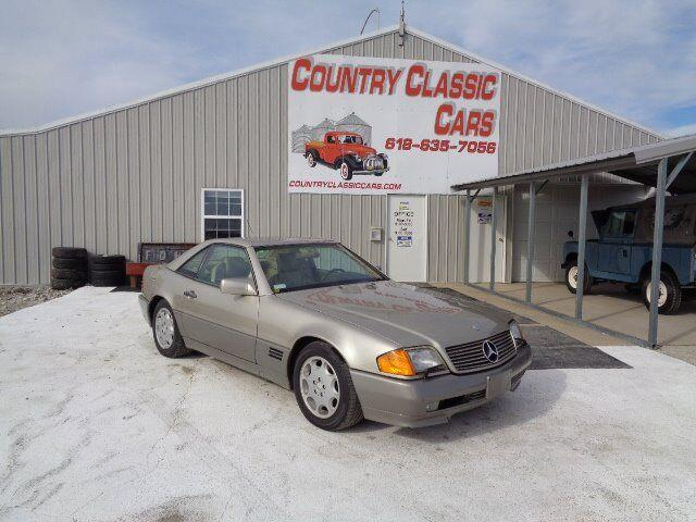 1994 Mercedes-Benz SL-Class (CC-1329478) for sale in Staunton, Illinois
