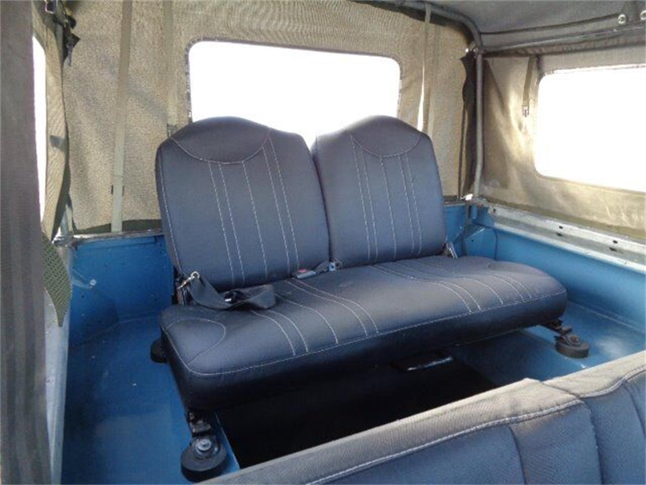 1971 Land Rover Defender (CC-1329479) for sale in Staunton, Illinois