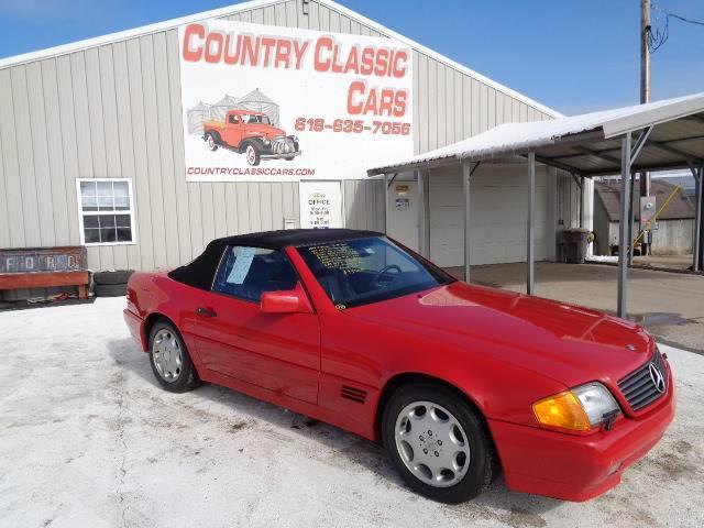1993 Mercedes-Benz 500 (CC-1329482) for sale in Staunton, Illinois