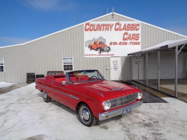 1963 Ford Falcon (CC-1329483) for sale in Staunton, Illinois
