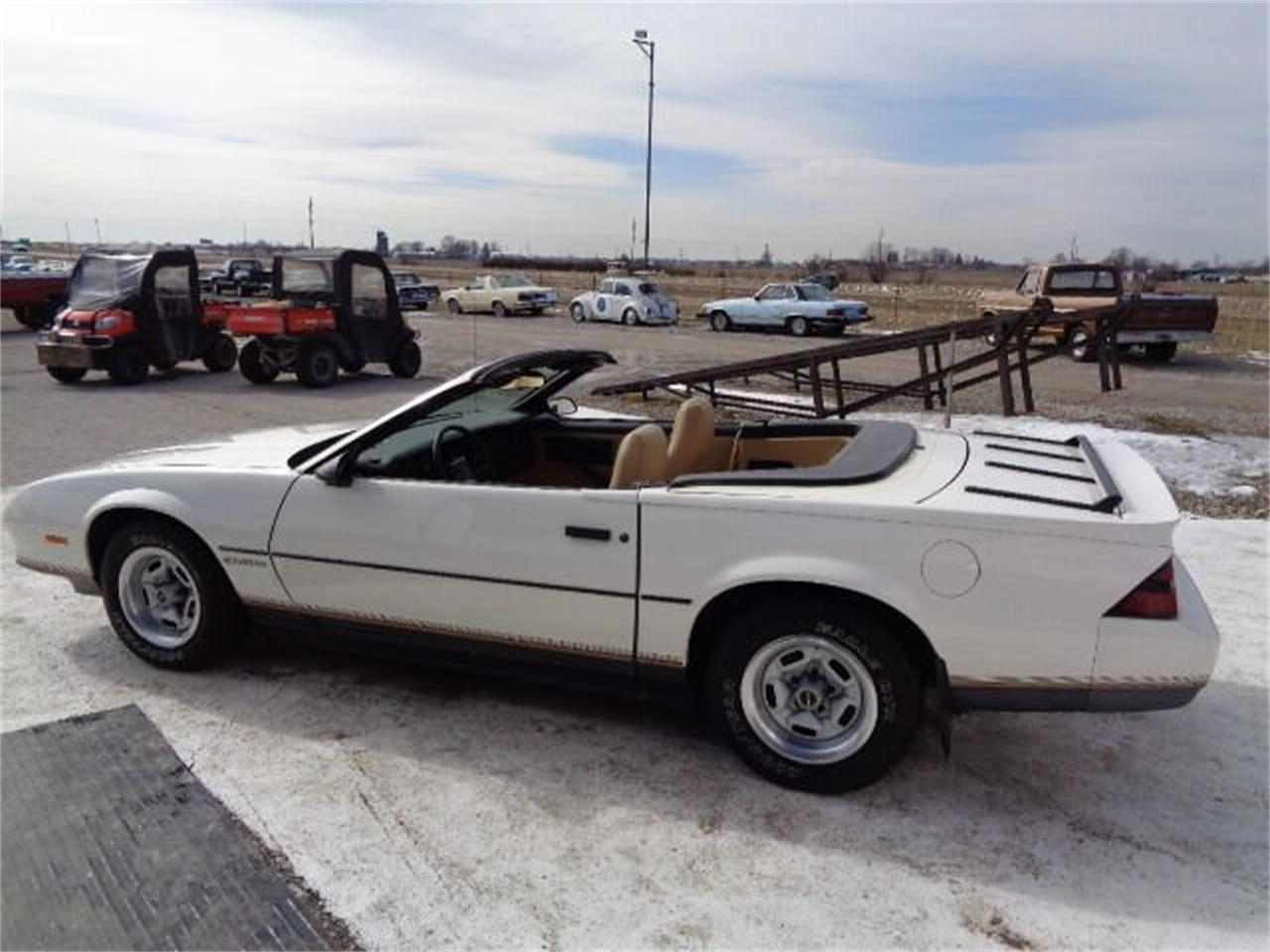 1987 Chevrolet Camaro (CC-1329484) for sale in Staunton, Illinois