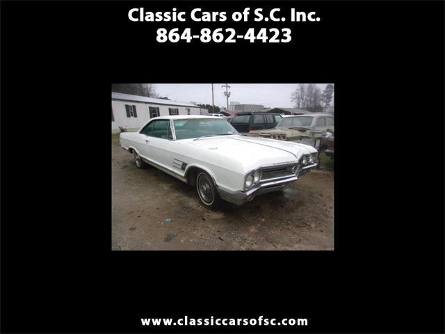 1965 Buick Wildcat (CC-1329487) for sale in Gray Court, South Carolina