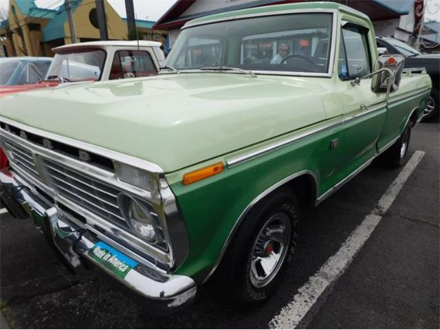 1973 Ford F100 (CC-1329516) for sale in Cadillac, Michigan