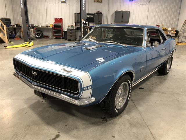 1967 Chevrolet Camaro (CC-1320953) for sale in Jefferson City , Missouri