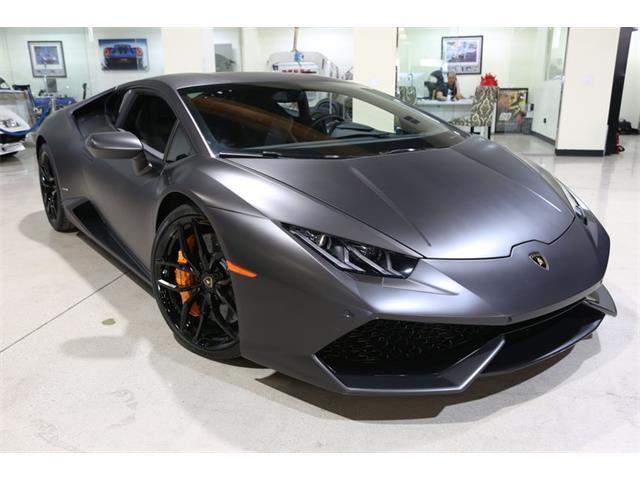 2015 Lamborghini Huracan (CC-1329533) for sale in Chatsworth, California