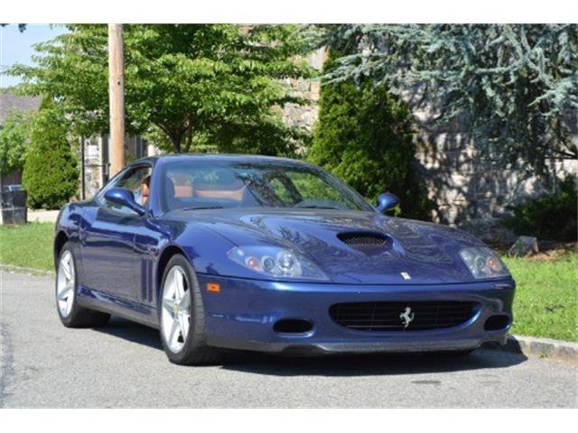 2002 Ferrari 575M Maranello (CC-1329559) for sale in Astoria, New York