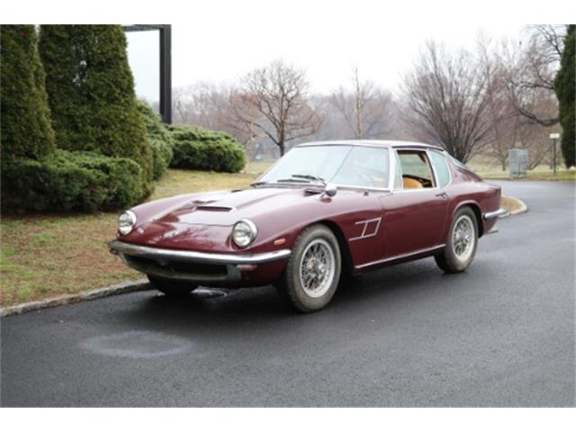 1965 Maserati Mistral (CC-1329560) for sale in Astoria, New York