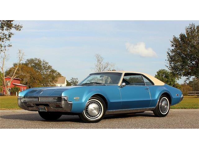1967 Oldsmobile Toronado (CC-1329566) for sale in Clearwater, Florida