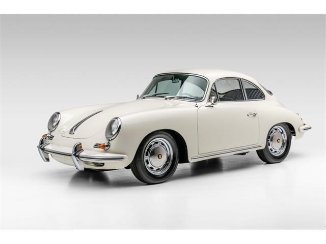 1965 Porsche 356C (CC-1329587) for sale in Costa Mesa, California