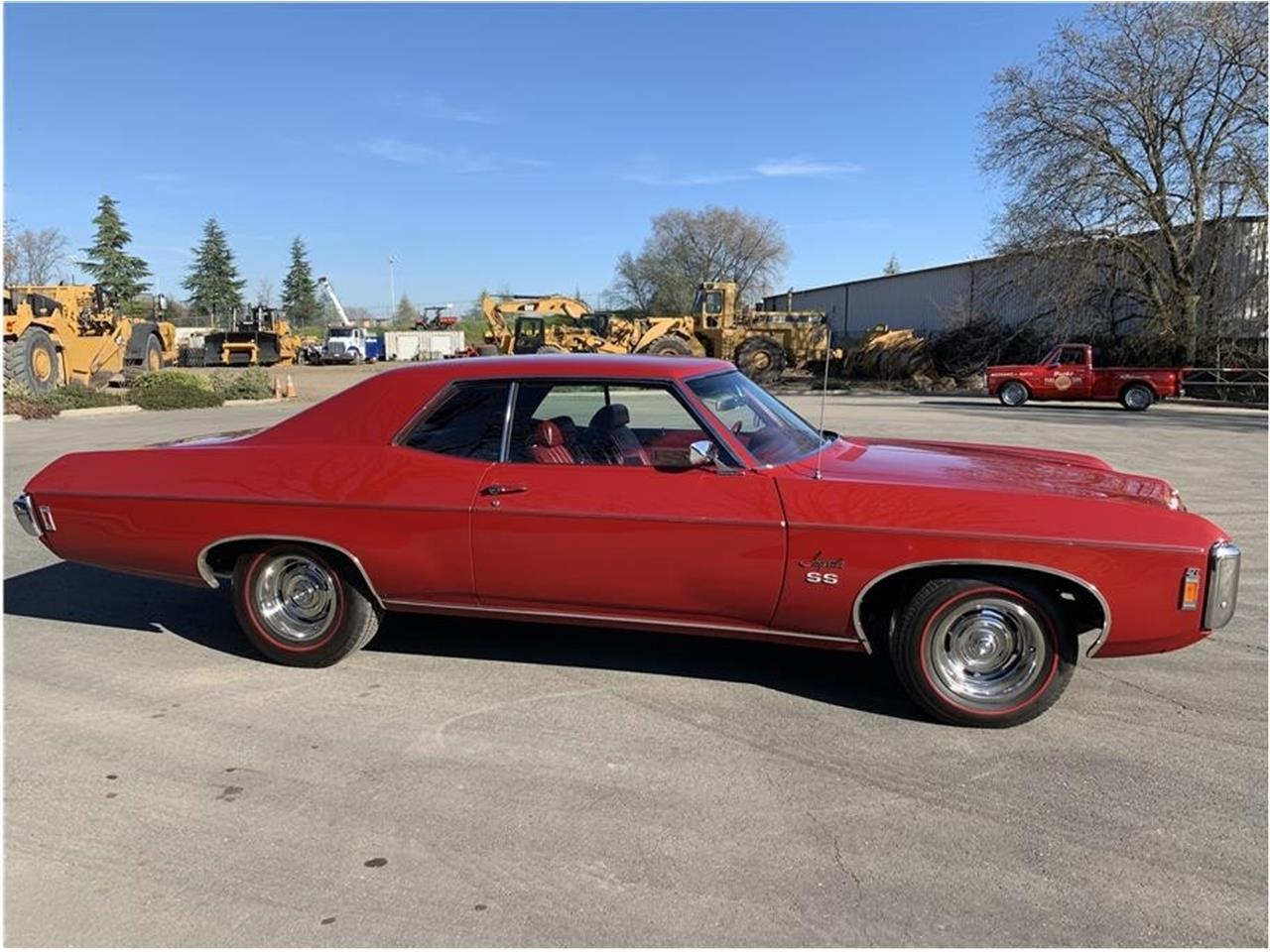 1969 Chevrolet Impala (CC-1329595) for sale in Roseville, California